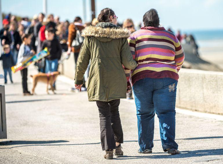 En España, se aprecia una tendencia creciente del número de personas que padecen obesidad