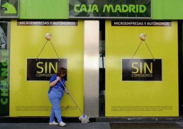 Bankia historia de un desastre anunciado econom a for Oficinas de bankia en madrid