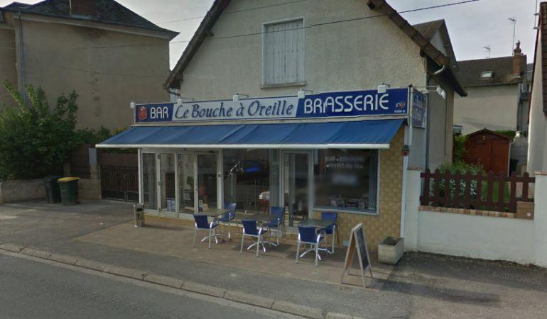 El restaurante Bouche à Oreille de Bourges, en el centro de Francia.