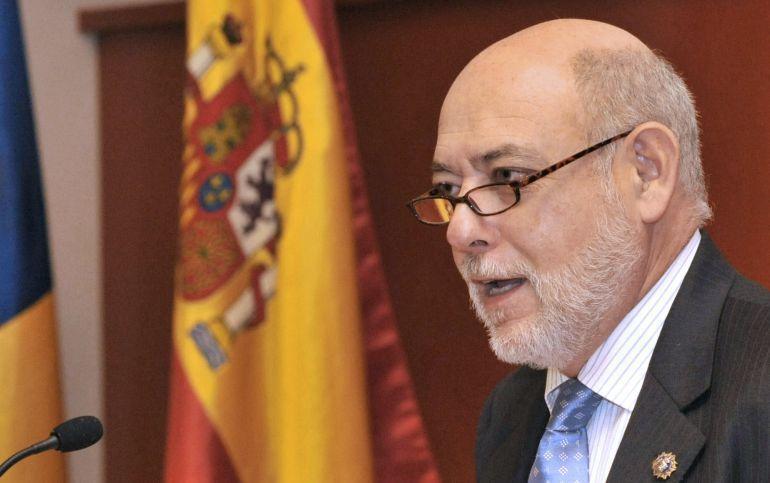 José Manuel Maza, en una foto de archivo de 2011.