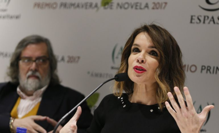 La periodista barcelonesa Carme Chaparro.