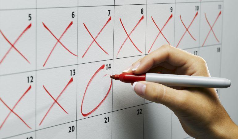 Días y fechas de Semana Santa este año