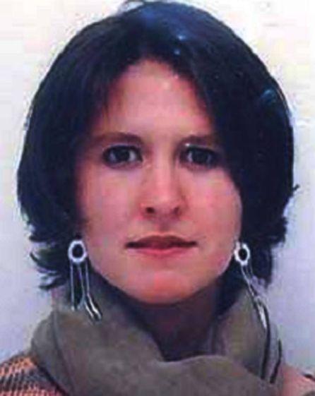 Sara Majarenas en una imagen de archivo.