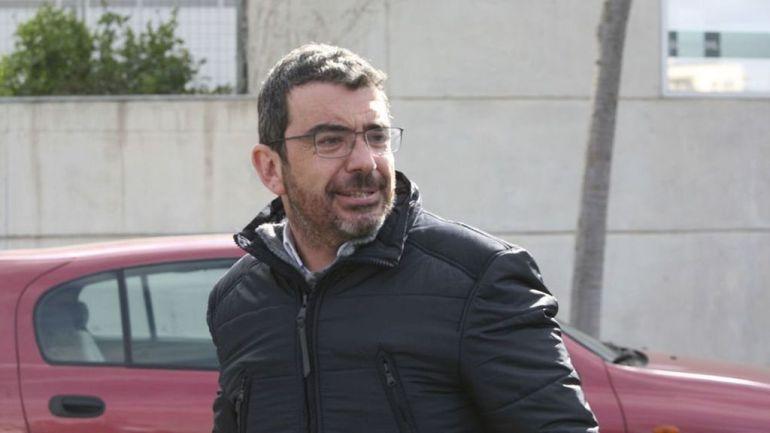 El dirigente de CDC, Francesc Sánchez, en una imagen de archivo