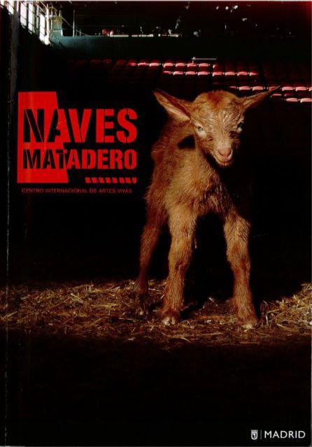 Mateo Feijóo presenta su programación para Matadero entre la resistencia y la crítica de parte de la profesión: ¿Un corderito en el Matadero?