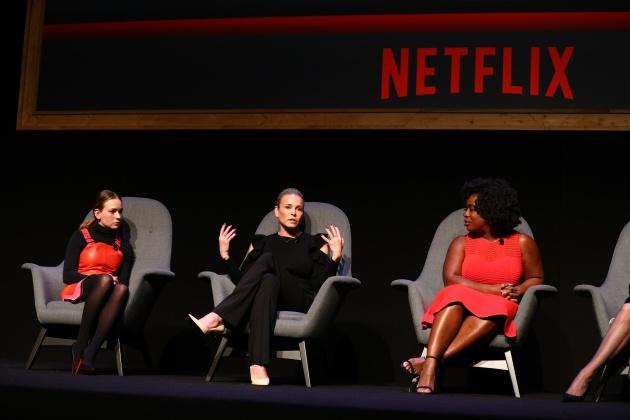 """Chelsea Handler comparte impresiones como """"líder femenino"""""""