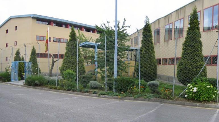 Centro penitenciario de Asturias en Villabona