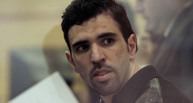 Jamal Zougam, el único condenado como autor material de los atentados del 11-M que sigue vivo y preso en España.