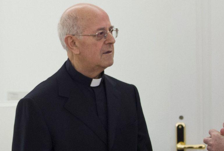 El presidente de la Conferencia Episcopal, el cardenal Ricardo Blázquez.