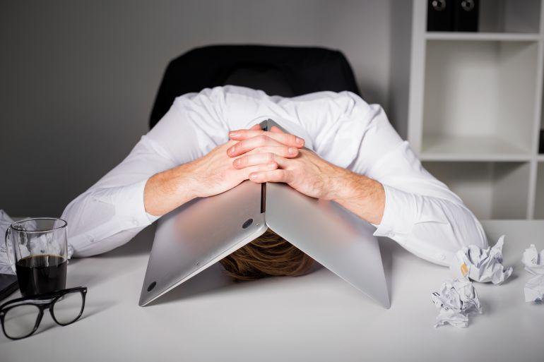 La depresión cuesta 92.000 millones al año en la Unión Europea