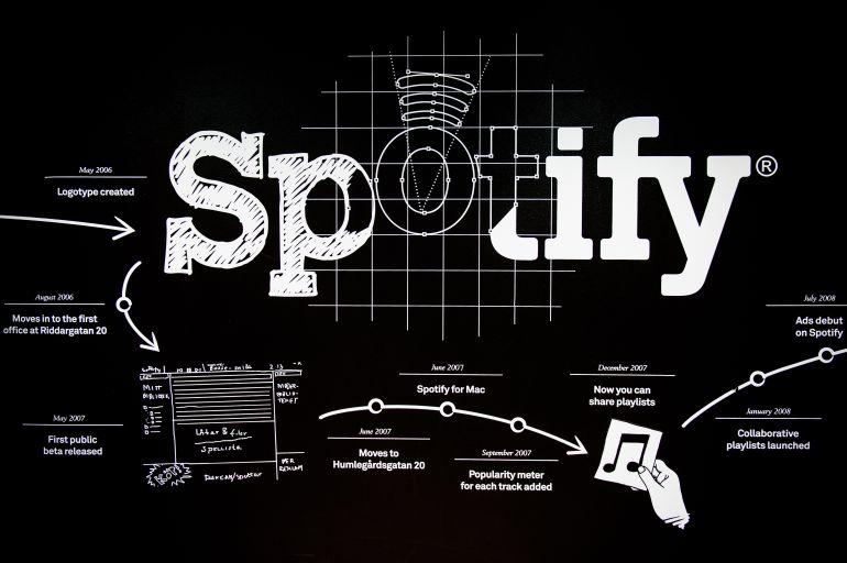 Spotify presenta una canción que sólo se podrá escuchar cuando llueve.