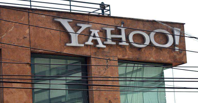 Cuartel general de Yahoo en Ciudad de México.