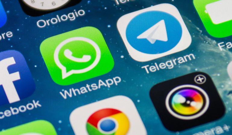 Telegram y WhatsApp han sido atacadas durante dos años.