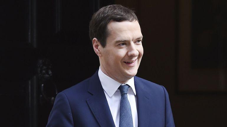 George Osborne, en una foto del 13 de julio de 2016 en Londres