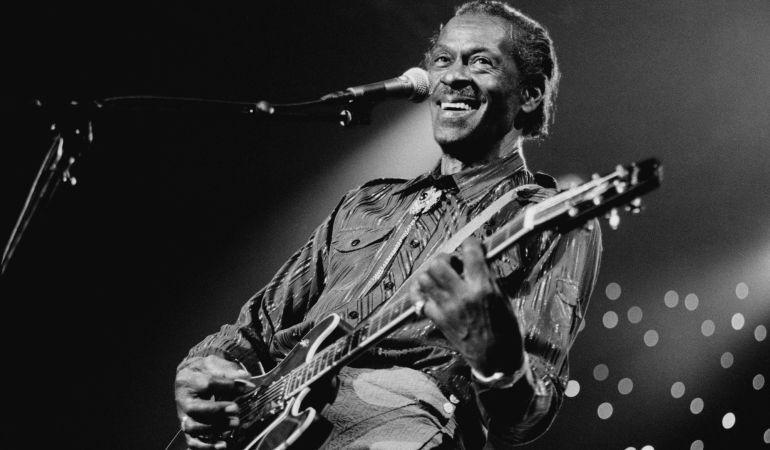 Muere Chuck Berry