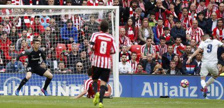 Gol de Benzema.