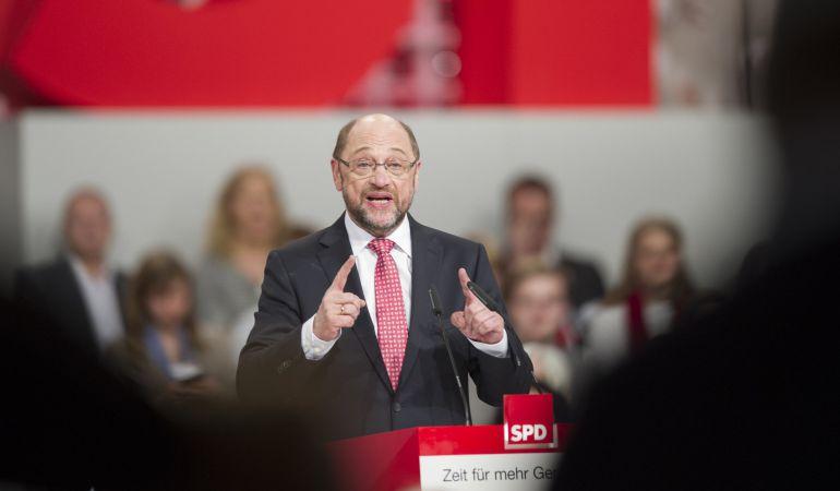 Schulz, elegido líder de los socialdemócratas alemanas