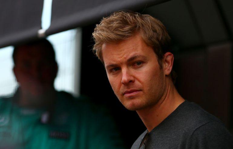 Nico Rosberg, en Montmelo.
