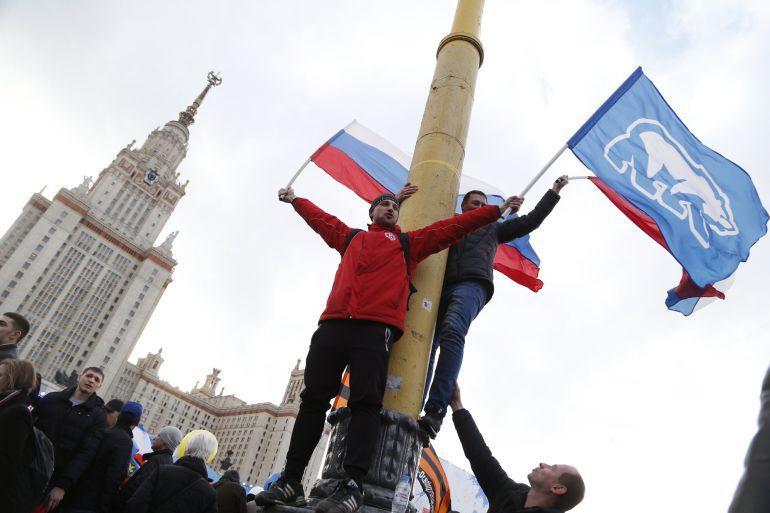 Se cumplen tres años de la anexión de la Península de Crimea por parte de Rusia, por la que el Parlamento Europeo aprobó sancioens contra el Kremlin