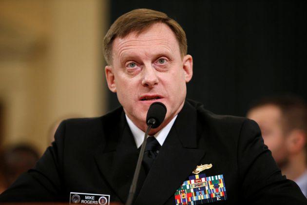 El director de la Agencia de Seguridad Nacional, Mike Rogers