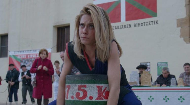 María León en la tercera temporada de 'Allí abajo'