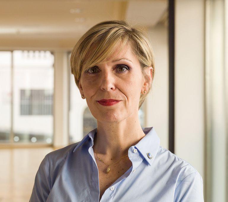 La eurodiputada del Grupo Liberal, Beatriz Becerra, ponente del informe sobre el fomento de la igualdad en la salud mental y la investigación clínica