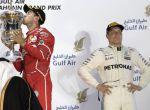 Vettel y Bottas