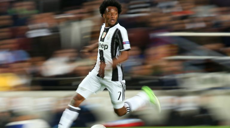 Camiseta Juventus JUAN CUADRADO