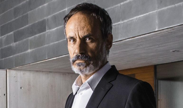 Francias Garrido como Juan Elías en 'Sé quién eres'