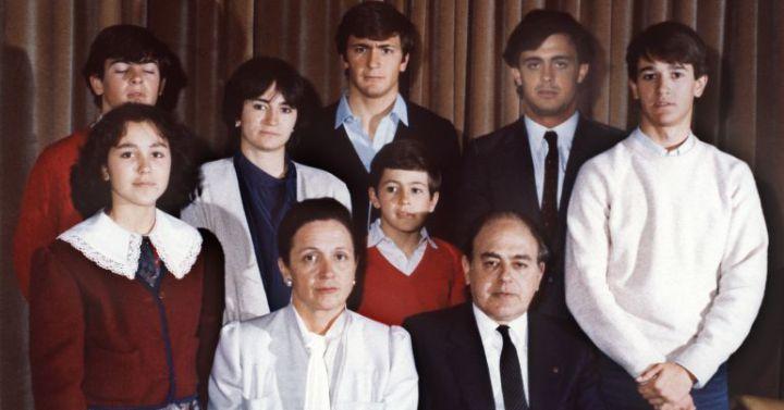 Resultado de imagen de familia pujol