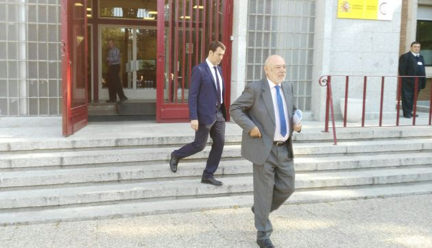 Maza abandona el Centro de Estudios Jurídicos de la Complutense el lunes