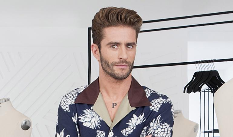 Pelayo Díaz, estilista de 'Cámbiame'