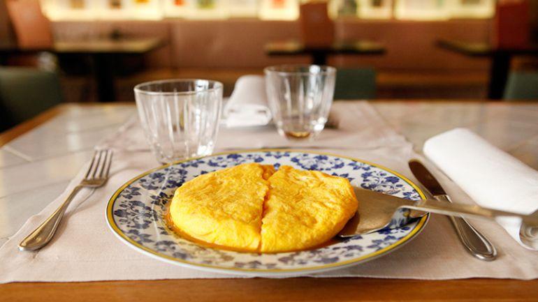 La tortilla de Arzábal