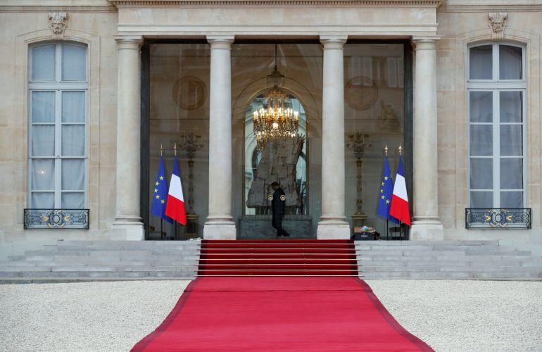 Investidura de Emmanuel Macron como octavo presidente de la quinta república