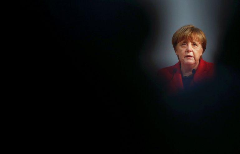 Merkel recibe a Macron, su cuarto tándem al frente del eje franco-alemán