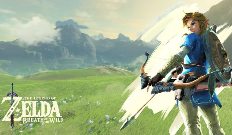 Breath of the Wild es la última entrega de 'The Legend of Zelda'.