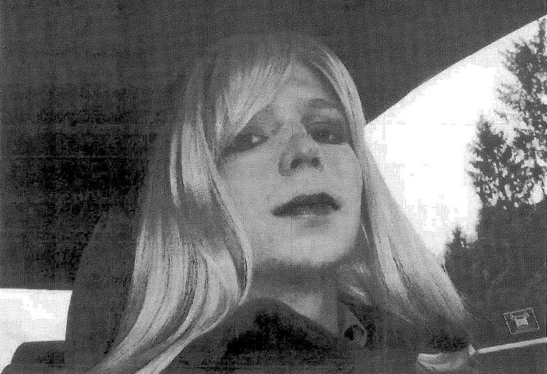 Chelsea Manning, en una imagen de 2010