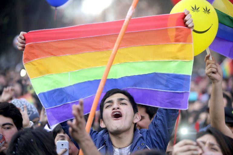 España cae hasta el noveno puesto en el 'ranking' de derechos LGTB