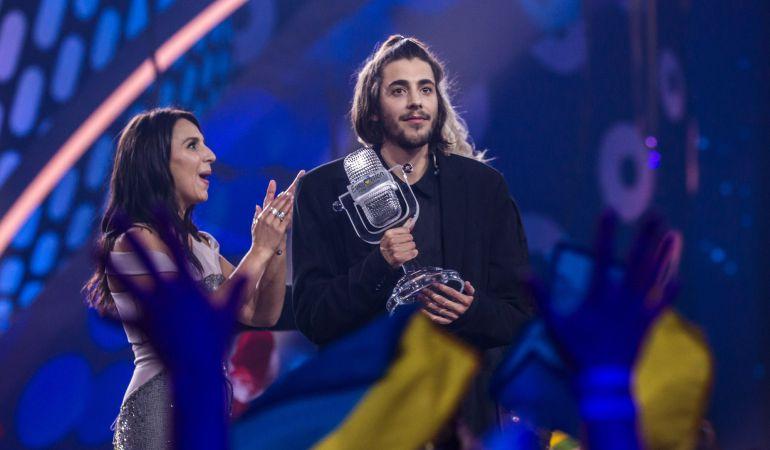Sobral salió victorioso del festival.
