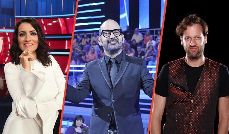 Silvia Abril, José Corbacho y Edu Soto, primeros concursantes de 'MasterChef Celebrity 2'