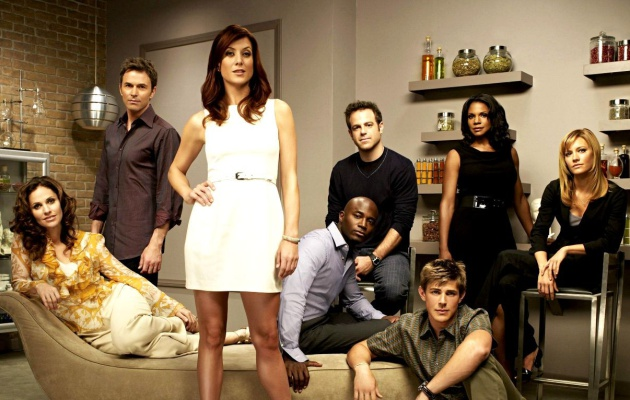 Reparto principal de 'Private Practice'