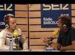 Rakitic habla con Manu Carreño en El Larguero