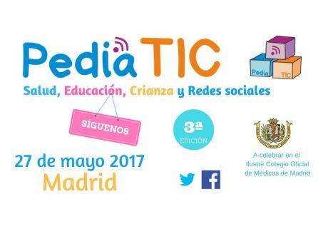 Información sobre las jornadas de PediaTIC