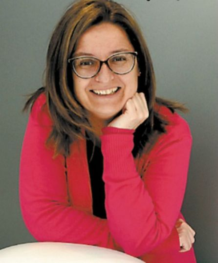 La neuropediatra María José Mas.