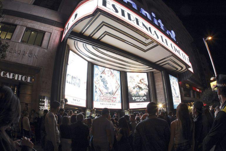 El gobierno mejora el trato fiscal al cine
