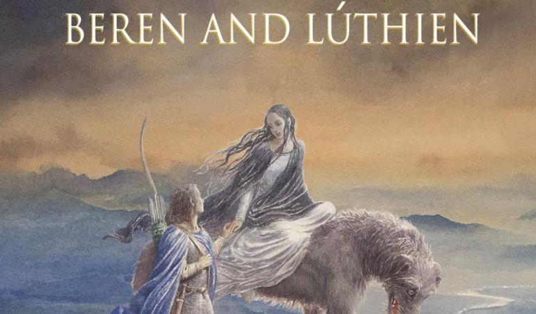 Portada de la última novela de Tolkien.
