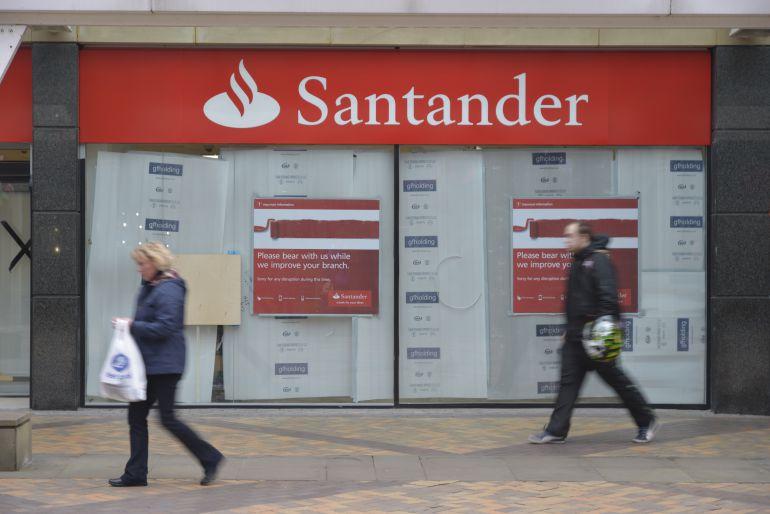 El Santander se convierte en líder del sector financiero en España tras la adquisición del Popular
