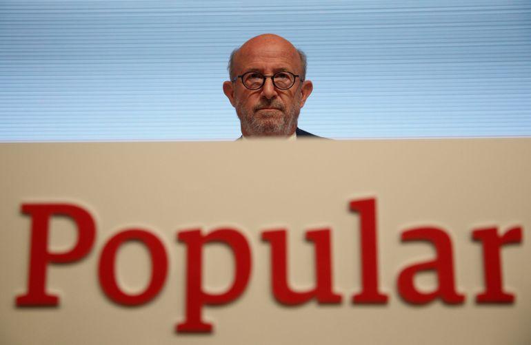 Emilio Saracho, director general del Banco Popular