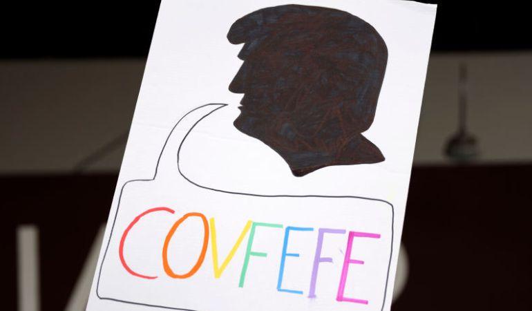 Covfefe se convierte en una proposición de ley.