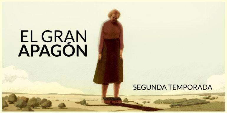 Imagen de la 2ª temporada de la ficción sonora 'El Gran Apagón'